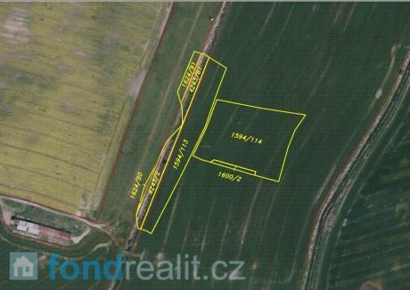 Prodej pozemků Lomnice nad Lužnicí