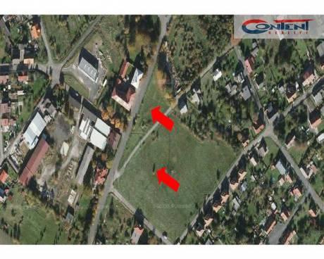 Prodej komerčního pozemku 6.000 m2, Varnsdorf