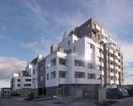 Nový byt 1+kk s balkonem, 35 m2, Praha 10 - Dolní Měcholupy