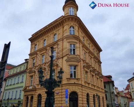 Byt 3+1 108m2 v historickém centru Prahy 1 - Malá Strana