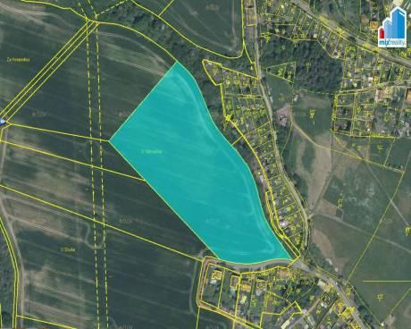 Prodej - Komerční pozemek v obci Heřmanova Huť