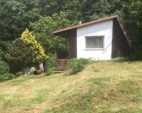 Prodám zahradu + Zahradní domek Valašské Meziříčí - Brňov