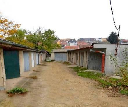 Prodám zděnou garáž v OV, v Brně Žabovřeskách.