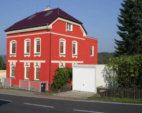Haus in Tschechien 296 m², Pool, Sauna, Fitnessraum, Garten, Grundstück 627 m², Kamenický Šenov
