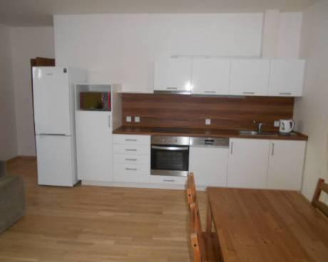 Nový byt 2+kk, 70 m2 se zahrádkou 10 m2 a GS, ul. Svitákova, Praha 5 – Stodůlky