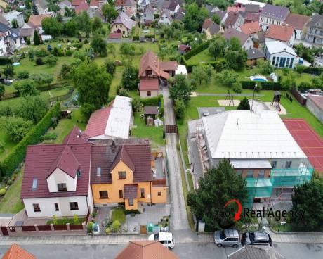 Prodej rodinného domu 5+1, 224 m², pozemek 722 m² , Tábor.