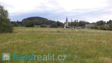 Prodej pozemku Lodhéřov 17 249 m2