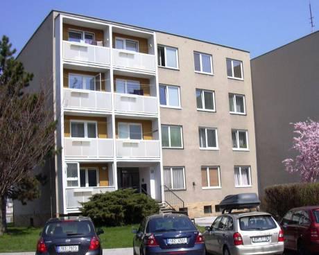 Cihlový zařízený byt 1+1 v Brně  Královo Pole