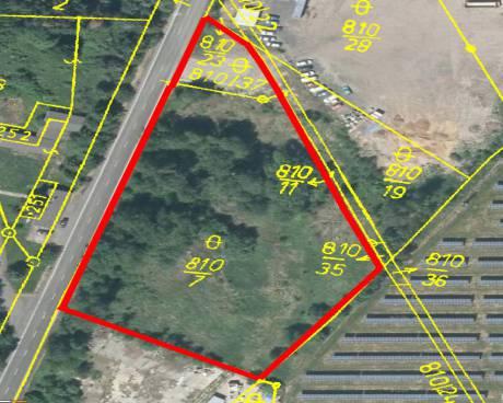 Prodej pozemku 8.260 m2 pro komerční využití 25 km od LBC