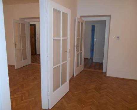 Byt 3+kk, 100 m2, 2x balkon, ul. Jana Želivského, Praha 3 - Žižkov