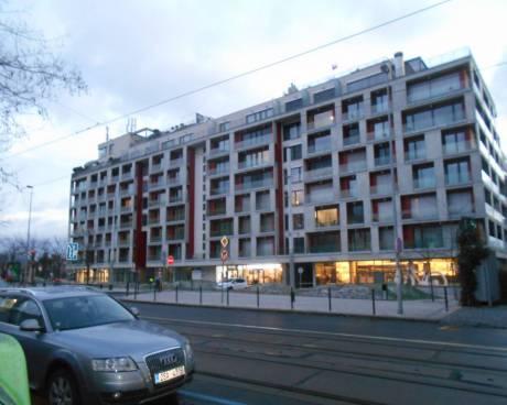 Kancelářské prostory 3+kk, 96 m2, garáž, zahrádka, ul. Korunní, Praha  10 - Vinohrady
