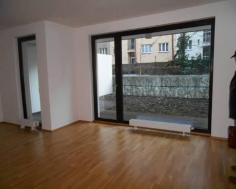 Byt 3+kk, 96 m2, garáž, zahrádka, sklep, ul. Korunní, Praha 10 - Vinohrady