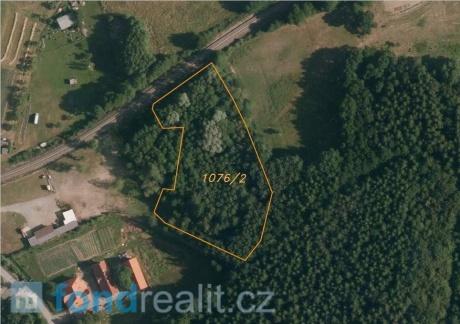 Prodej pozemku Mořkov