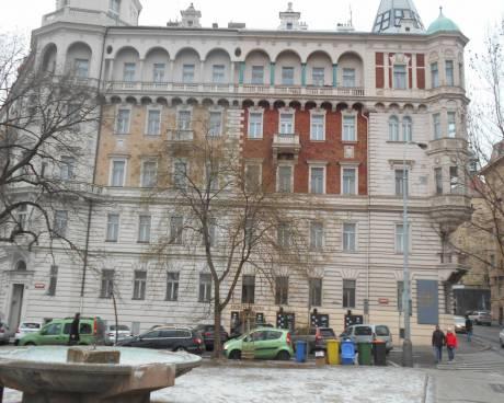 Byt 4+kk (3+1), 150 m2, ul. Resslova, Praha 2 - Nové Město