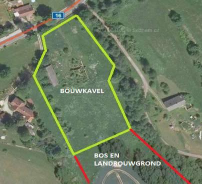Stavební pozemek o rozloze cca. 14.500 m² v obci Chotěvice