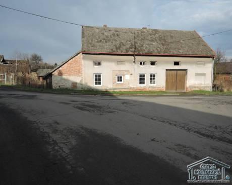 Prodej Rodinný dům, 4+1, Žákovice