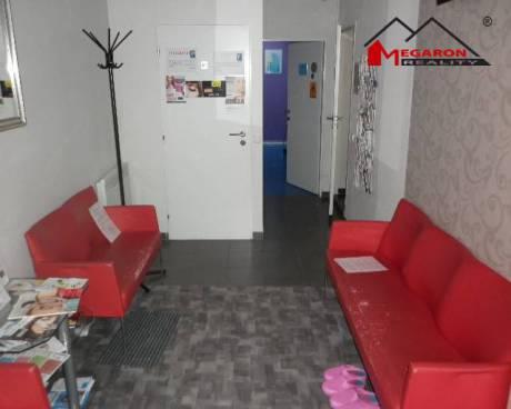 Komerční prostory -  zdravotnictví, kanceláře, obchod, služby; výměra 113,5 m2, kpronájmu