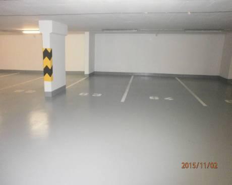 Podzemní kryté garážové stání, nám. bratří Jandusů, Praha 10 - Uhříněves