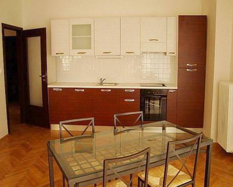 Pronájem prostorného bytu 4+kk, 115 m2, Praha 7 - ul. Veverkova