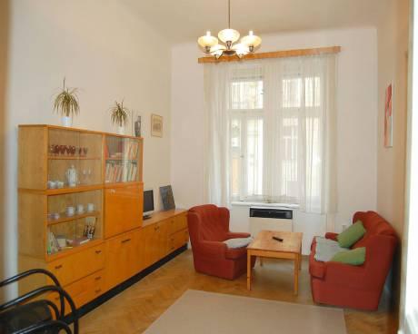 Prodej bytu 3+1, 110 m2, ul. Gorazdova, Praha 2