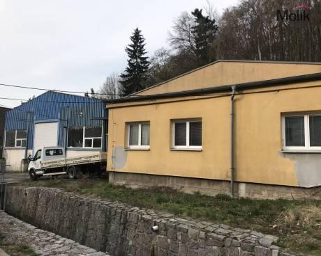Provozní haly - Litvínov - Janov