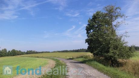 Prodej pozemků Mladějovice