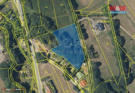 Prodej pozemku, 3929 m², Benecko