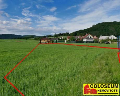 Prodej, zemědělská půda, Lomnička, 1066 m²