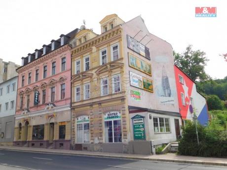 Prodej, restaurace, disko klub, 1248 m2, Aš, ul. Hlavní