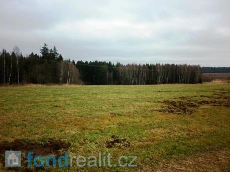 Prodej pozemků Děbolín
