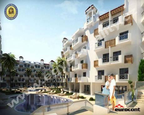 Egypt - Apartmány 1+kk v novém resortu 400m od pláže, Tiba View