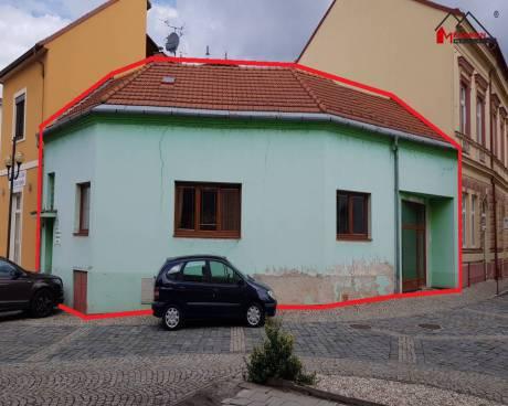 Komerční objekt – 2 kanceláře, prodejna, sklad, celkem 125 m2,  kpronájmu