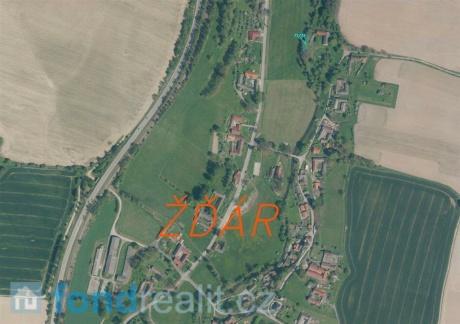 Prodej pozemku Žďár u Nové Včelnice