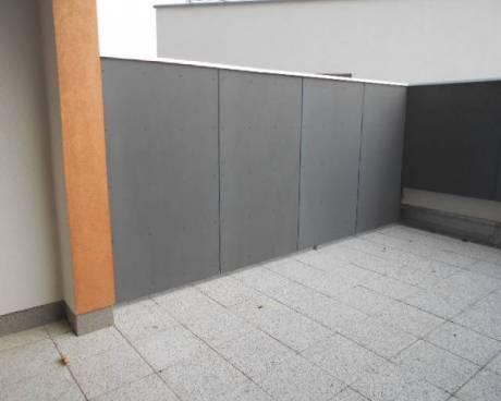 Nový byt 1+kk, 30 m2 s terasou 20 m2, ul. Novgorodská, Praha 10 - Vršovice