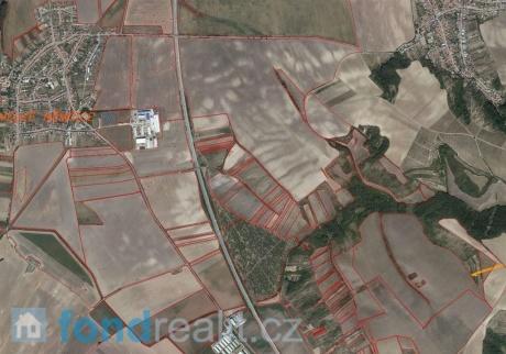 Prodej pozemků Velké Němčice
