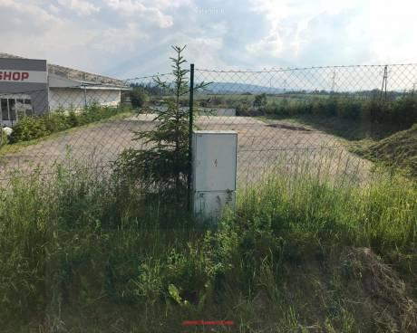 Prodej pozemku pro komerční využití, Třebíč, ul. Račerovická