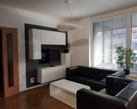 Byt 3+kk, 74 m2+ 15 m2 terasa, GS, Svitákova, Praha 5 - Stodůlky