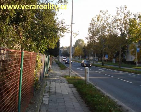 Pronájem půdního bytu 1+kk Foerstrova, Olomouc