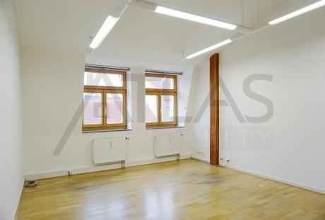 Pronájem kanceláří 285 m2 Praha 4 - Nusle, Nuselská