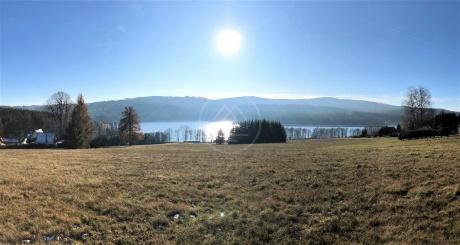 Pozemky s výhledem na Lipno - 50,583 m2 Lojzovy Paseky