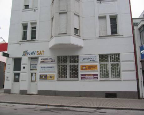 Obchodní kancelářské prostory, 118 m2, ul. Ocelářská, Praha 9 - LIbeň