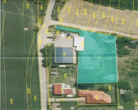 Pozemek pro komerční výstavbu na okraji Brna