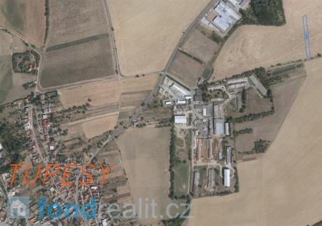 Prodej pozemku Tupesy na Moravě