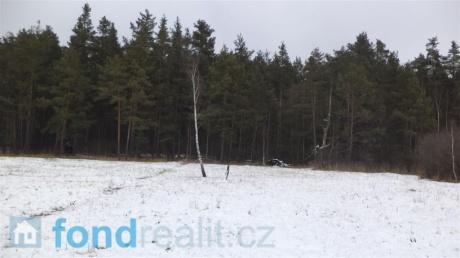 Prodej pozemků Jílovice u Trhových Svinů