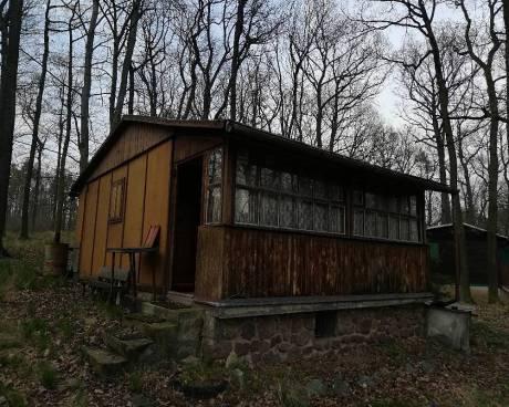 Prodej chaty v k.ú. Kníničky, CP 30 m2