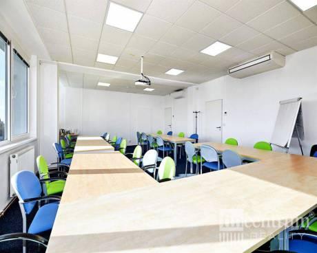 Pronájem kanceláře 126 m2 Jeremiášova, Praha Stodůlky