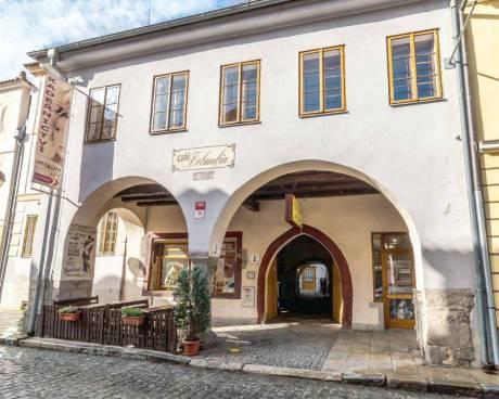 Pronájem restaurace v centru Českých Budějovic