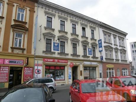 Nájem kanceláří v centru Ústí nad Labem, ulice Vaníčkova
