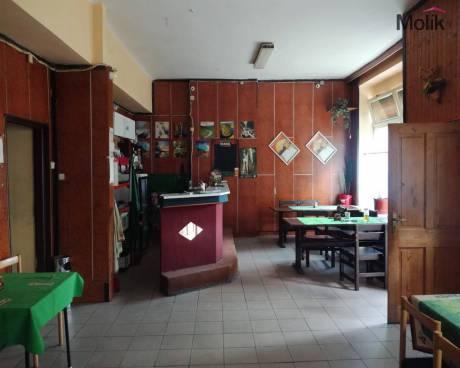 Pronájem pivnice + kuchyň k rekonstrukci 262 m2. tř. Budovatelů, Most