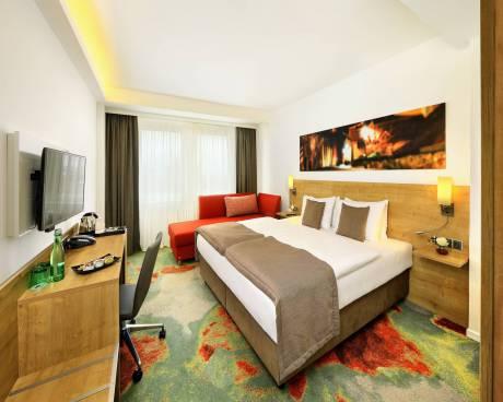 Pronájem hotelového pokoje Praha 9